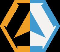 三角形拼接成的菱形