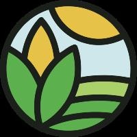 农作物概念的标志