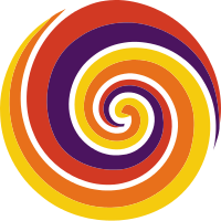 漩涡概念设计的标志