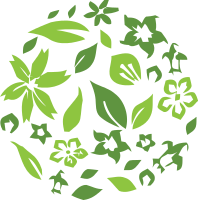 花团锦簇的标志