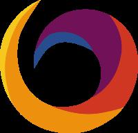 立体螺旋形态的标志设计