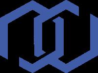 缺口的两菱形相互嵌套的标志