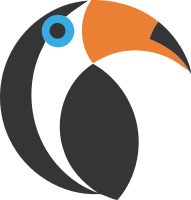 尖嘴鸟标志设计
